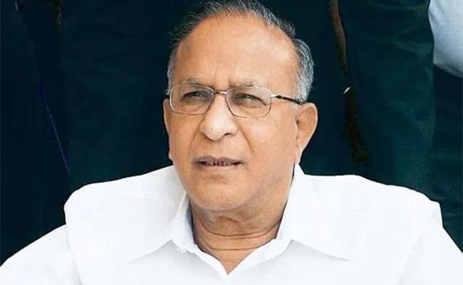 Senior Congress Leader Jaipal Reddy Died In Hyderabad - Sakshi