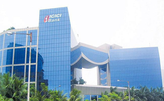 ICICI Profits This Fiscal year - Sakshi