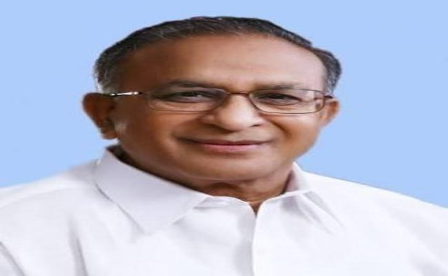 Former Central Minister Jaipal Reddy Died In Hyderabad - Sakshi