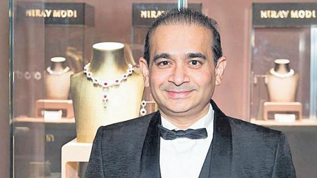 Singapore HC orders freezing bank account of Nirav modi - Sakshi