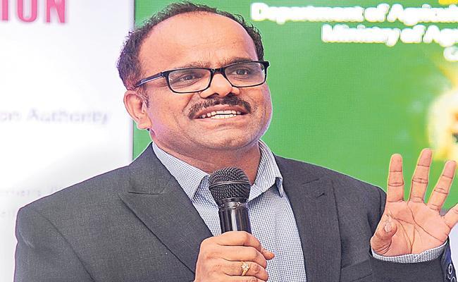 TS Seed Certification Agency Director DR Keshavulu Elected ISTA Vice President - Sakshi