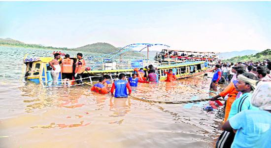 Special Story About  Boat Incidents In Godavari - Sakshi