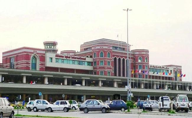 two died in firing incident at lahore airport - Sakshi