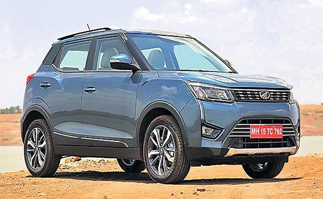 Mahindra AMT Version in XUV300 - Sakshi
