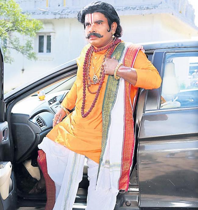 Sampoornesh Babu About Dialogue In Kobbari Matta - Sakshi