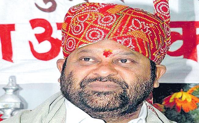 Congress Leader Mukesh Goud Dies - Sakshi