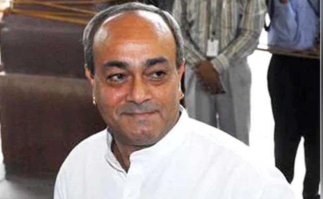 Congress Rajya Sabha MP Sanjay Singh Resigns From Party - Sakshi