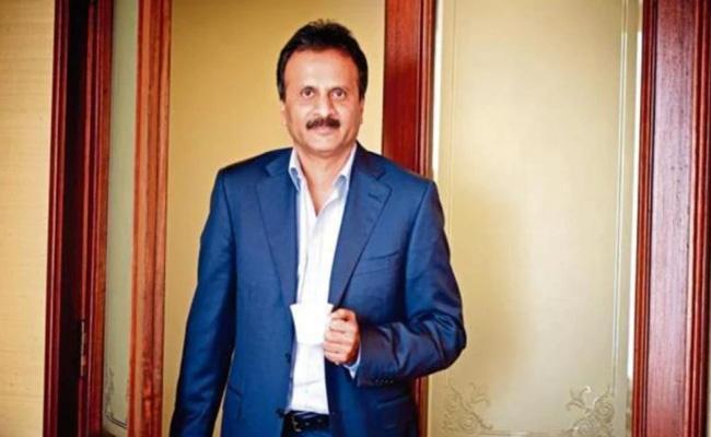 VG Siddhartha Goes Missing From Mangaluru - Sakshi