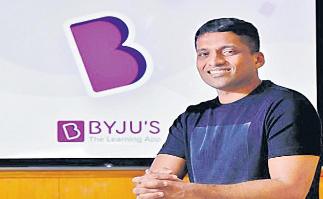 Byjus Raveendran Join in Billionaire List - Sakshi