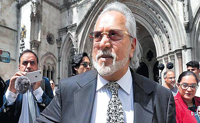 ED Investigation on vijay mallya Connected Companies - Sakshi