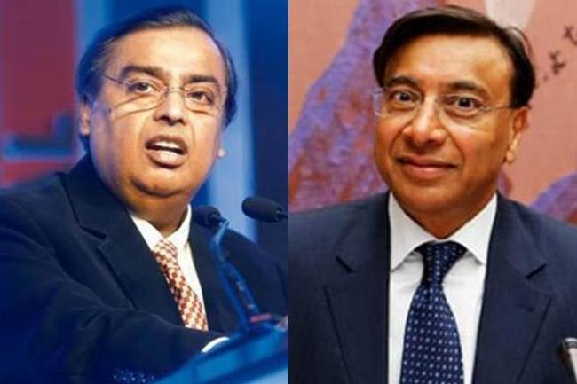 Mukesh Ambani, Lakshmi Mittal among world is top CEOs - Sakshi