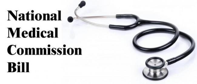 National Medical Commission Bill passed by Lok Sabha - Sakshi