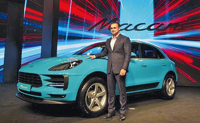 Porsche Macan New Varient - Sakshi