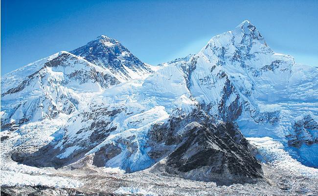 Devinder Sharma Article On Himalayas  - Sakshi