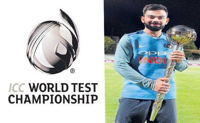 World Test Championship Begins With Ashes Series - Sakshi