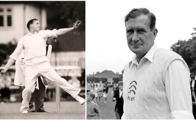 Jim Laker Became The First Bowler to Pick Up 10 Wickets in a Test Innings - Sakshi