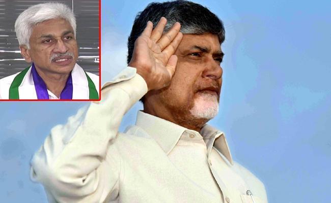 MP Vijay sai Reddy Slams Chandrababu And Lokesh - Sakshi
