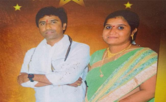 Wife And Husband Cheats With Money Interest Business In West Godavari - Sakshi