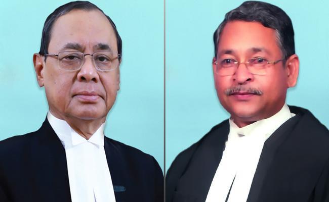 Ranjan Gogoi Allowed CBI To File Case Against SN Shukla - Sakshi