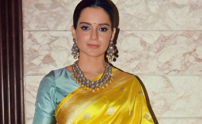 Kangana Ranaut workout For Jayalalitha Biopic - Sakshi