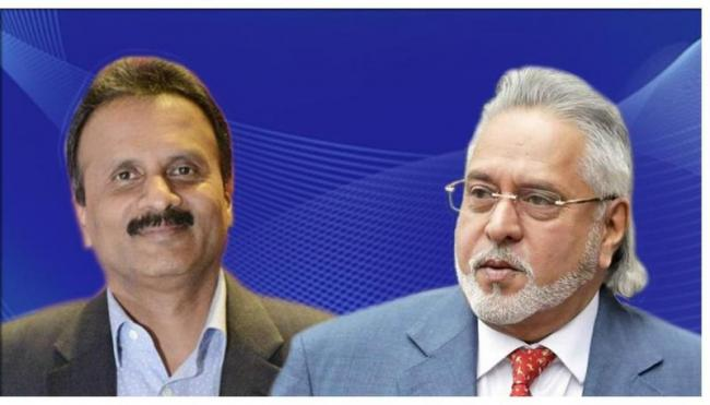Vijay Mallya Reacted On The Death Of VG Siddhartha - Sakshi