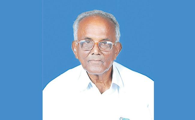 Telangana CPM Senior Leader Ram Reddy Passes Away - Sakshi