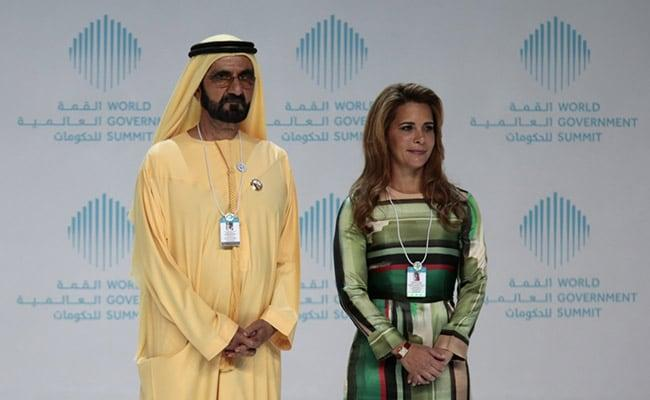 Princess Haya, Wife Of Sheikh Mohammed bin Rashid Al-Maktoum, Applies For Forced Marriage Protection Order - Sakshi