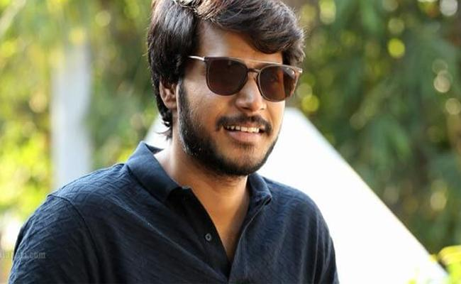 Kannadi Is A Special Movie Sundeep Kishan Says - Sakshi
