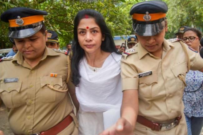 Delhi Court Allows Indrani Mukerjea To Turn Approver - Sakshi