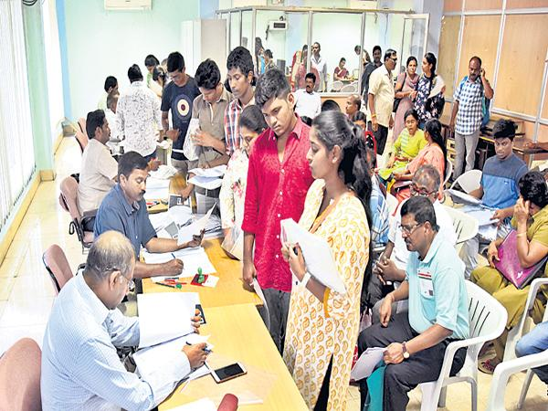 Confusion in medical education counseling - Sakshi