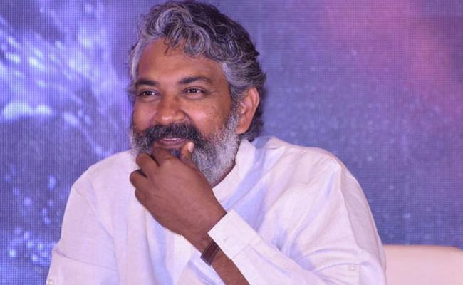 Rajamouli Tweet About Washington Tour - Sakshi
