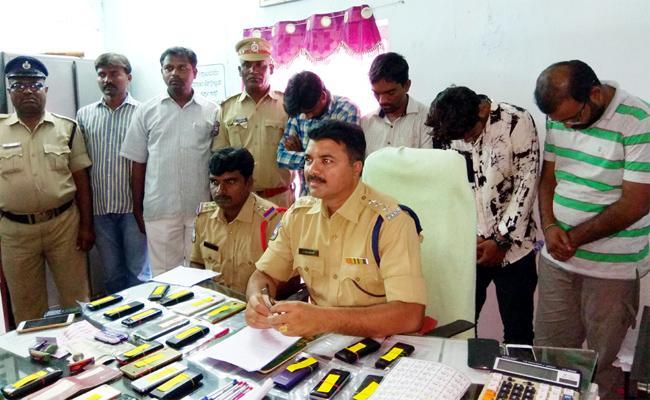 Illegal Activities Going On Mahabubnagar - Sakshi