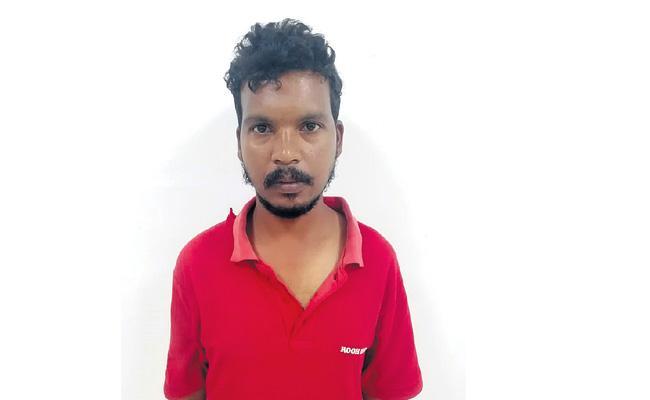 Cyber Criminal Arrest in Hyderabad - Sakshi