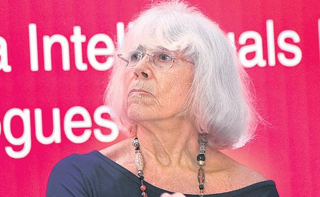 Martha Honaker A Great Socialist - Sakshi