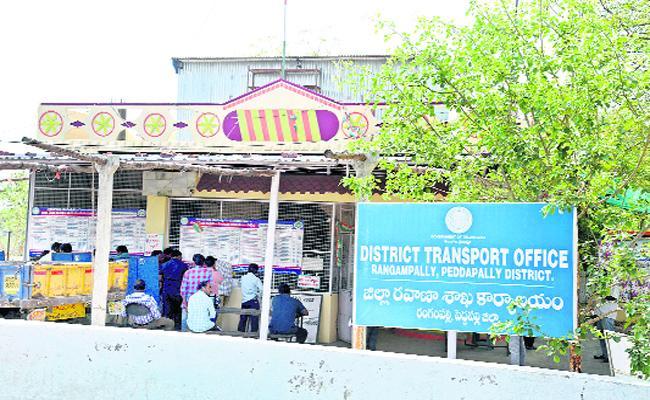 Corruption Going On Government Departments In Karimnagar - Sakshi
