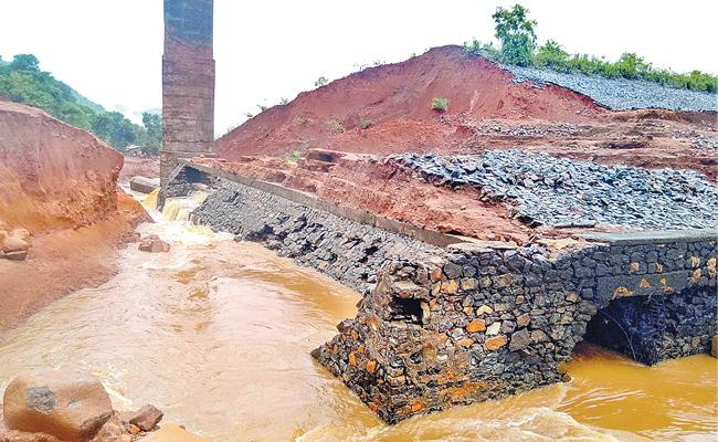 Tiware Dam Breach In Maharashtra - Sakshi