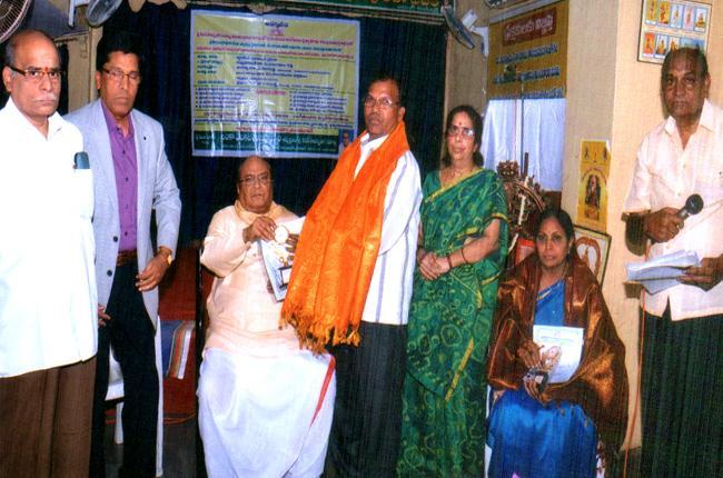 Telugu Poet Khaja Moinoddin In Mahaboobnagar - Sakshi