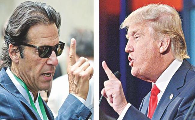 Pak Pm Imran Khan Visit USA 22th July - Sakshi