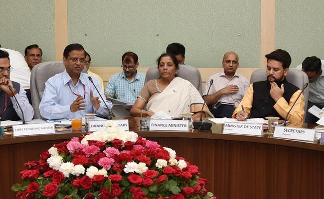 Nirmala Sitharaman Today Submit Budget In Parliament - Sakshi