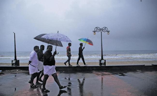 Southwest Monsoon Hits Andhra pradesh - Sakshi