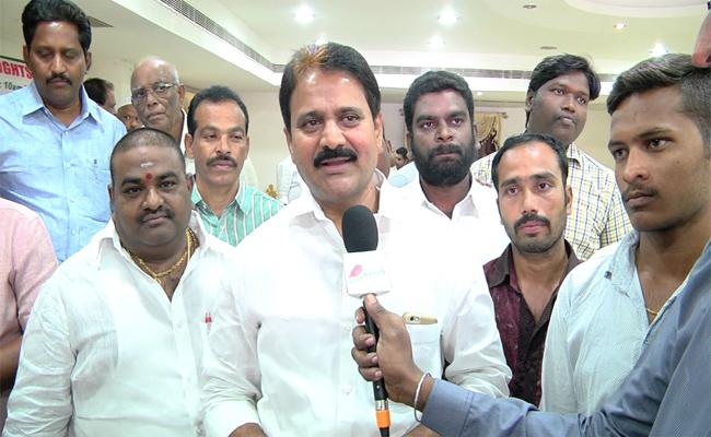 Mopidevi Venkataramana Rao Was Appointed As The Incharge Minister For The Visakha District  - Sakshi