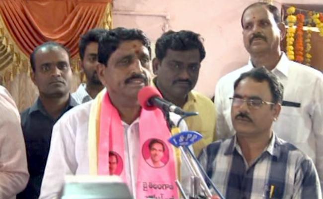 Dadannagari Vittal Rao Take Oath As ZP Chair Person In Nizamabad - Sakshi