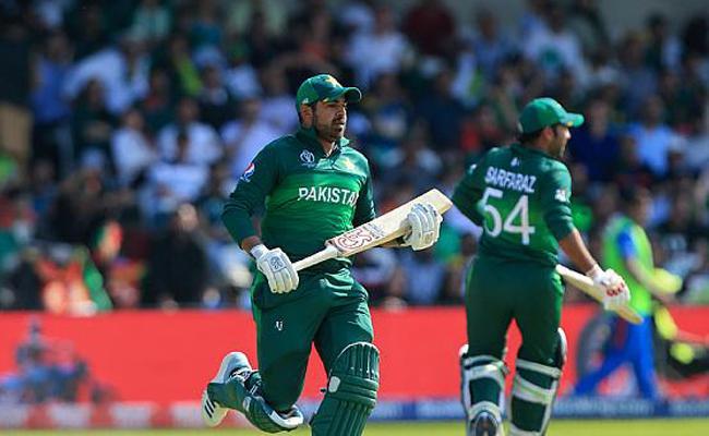Pakistan Won The Toss Elected To Bat First Against Pakistan - Sakshi