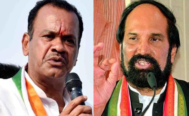 Uttam Kumar Reddy About Central Budget - Sakshi