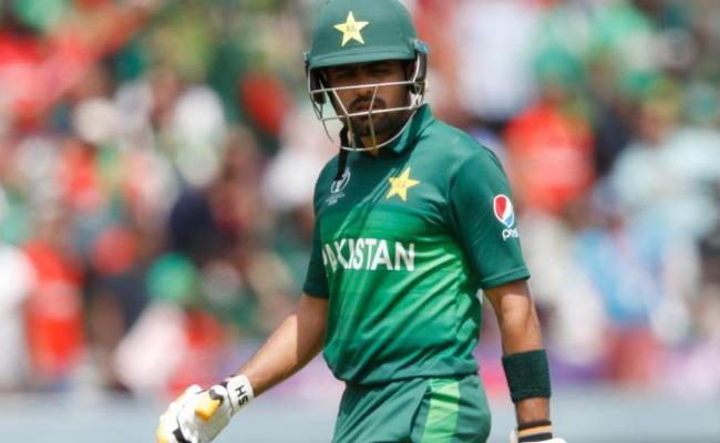 Babar Azam breaks a 27 year old World Cup record for Pakistan - Sakshi