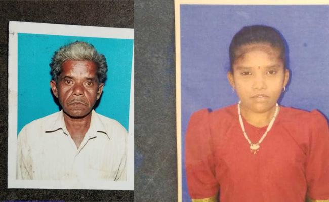 Child Dies After Her Father Died In East Godavari - Sakshi