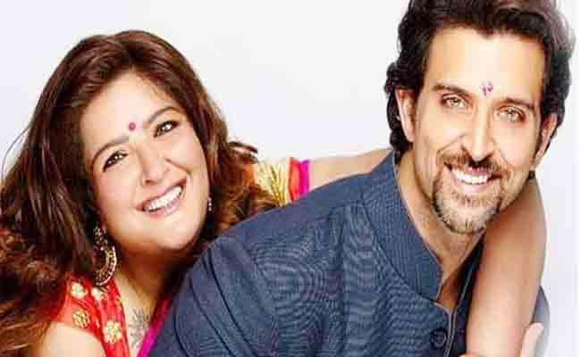 Hrithik Roshan Says Love Can Not Turn Into Hate Over Sister Allegations - Sakshi