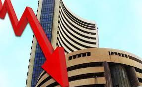 Stock markets Falls After budget - Sakshi