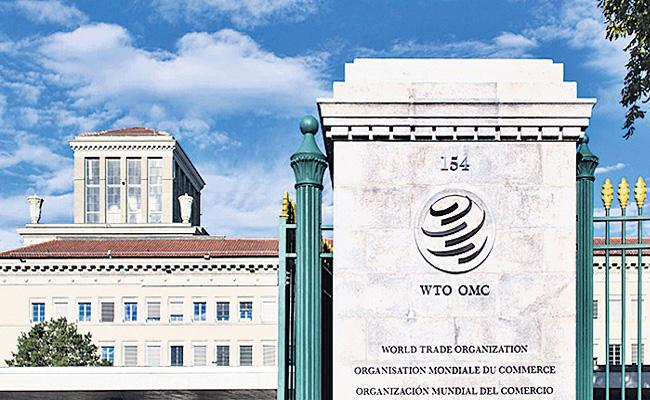 America Request to WTO on Indian Tariffs - Sakshi