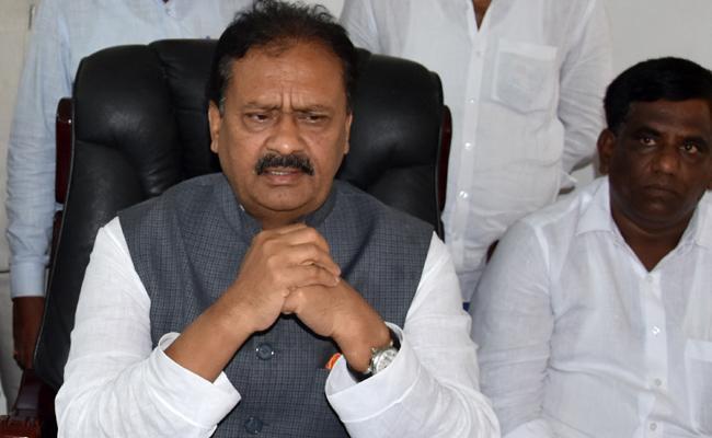 Shabbir Ali Slams Telangana CM KCR - Sakshi